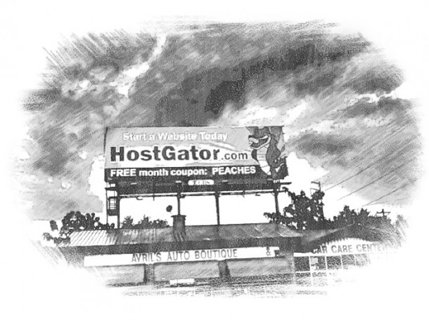 HostGator Billboard