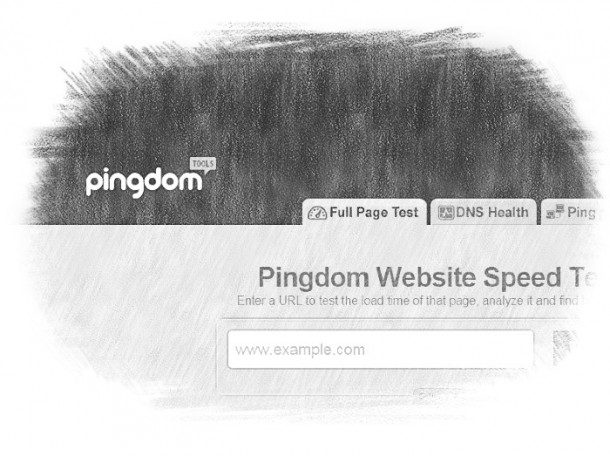 Pingdom Uptime Monitoring Service Screen